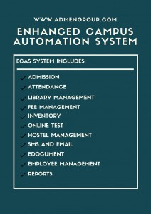 Enhanced Campus Automation System