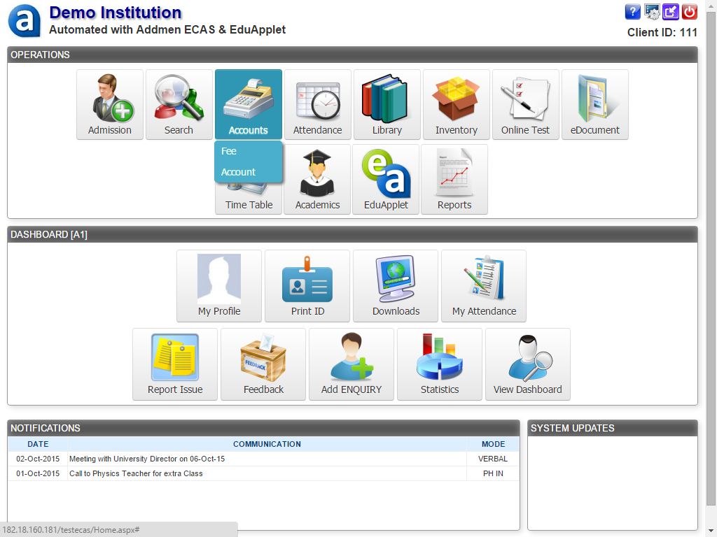 School Fee Management Software